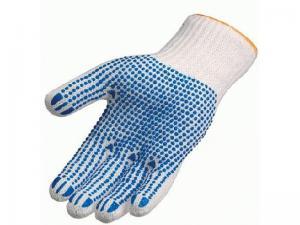 Перчатки х/б 10кл 5нит крапл.
