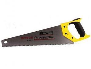 Ножовка Stayer Super Cut ш3,5 1512-