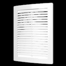Решетка вентиляц. цилиндрическая с сеткой (серия РЦ)