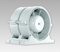 Вентилятор PRO4 приточно-вытяжной с крепл. Ф 100мм