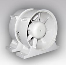 Вентилятор PRO6 приточно-вытяжной с крепл. Ф 160мм