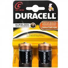 Батарейка Duracell LR14 (1шт.)
