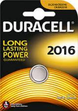 Элемент питания Duracell 2016