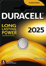 Элемент питания Duracell 2025