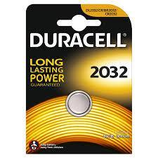 Элемент питания Duracell 2032
