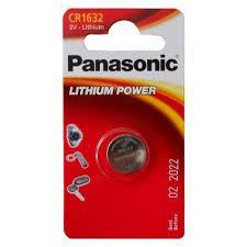 Элемент питания Panasonic CR1632
