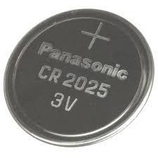 Элемент питания Panasonic CR2025