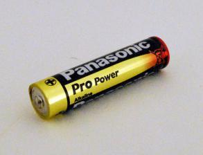 Батарейка Panasonic LR03 Alkaline Pro Power