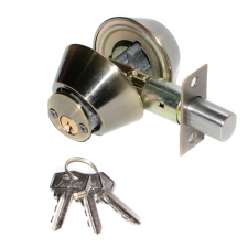 Замок врезной Нора-М D2 (ключ/ключ)