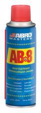 Многоцелевая проникающая смазка Abro AB8 тефлон 450мл