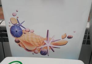 Унитаз компакт Евро с рисунками Rosa Киров