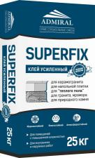 Клей Адмирал SUPERFIX для керамогранита 25кг