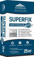 Клей Адмирал SUPERFIX для керамогранита 25кг