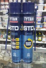 Пена монтажная Tytan STD 750мл зима