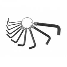 Ключи имбусовые 1,5-10мм (10шт.) 27403-H10