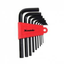 Ключи имбусовые 2-12мм Matrix 9шт 11222