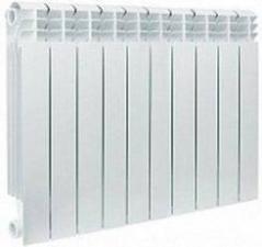 Радиатор AQS биметал. 10 секции