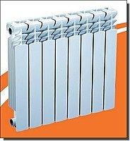 Радиатор AQUA-S алюмин. 4 секции