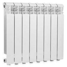 Радиатор AQS биметал. 8 секций