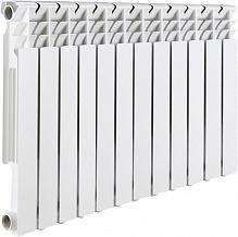 Радиатор AQS биметал. 12 секций