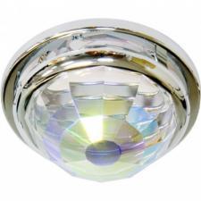 Софит Feron CD4122 + лампа JCDR 50 мультиколор/
