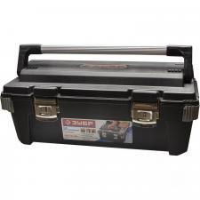 Ящик ЗУБР 38141-25 ''Умелец'' пластмассовый для инструмента 25.5''