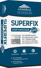 Клей Адмирал SUPERFIX для керамогранита 2,5кг