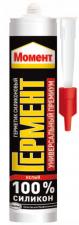Герметик-силикон 100% Гермент премиум  280мл