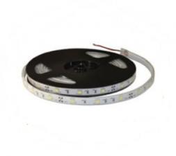 Лента гибкая светодиодная белая LS50W-60/65 14,4Вт/м 5метров ASD