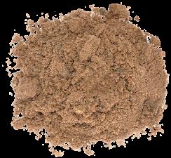 Песок речной строительный 3 кг.