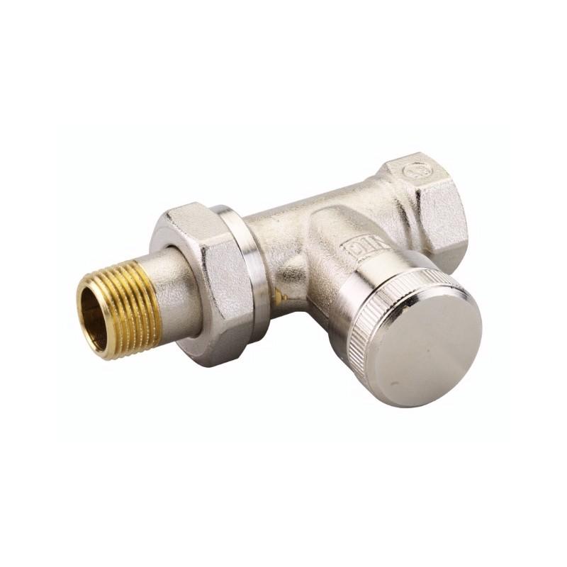 цена клапан запорный радиаторный