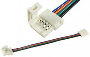 Коннектор для светодиодной ленты 10мм 2-х стор. Navigator
