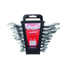 Набор ключей рожковых 8шт 6*22мм Matrix 15276