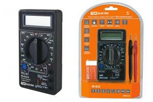 "Мультиметр цифровой М-832 TDM ""Мастер Электрик"""