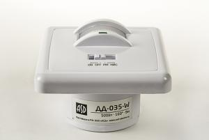 Датчик движения инфракрасный ДД-035-W 500Вт 160 гр.9м белый