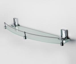 Полка стеклянная Leine К-5024