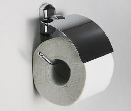 Держатель для туалетной бумаги Oder К-3025 с крышкой