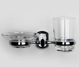 Держатель стакана и мыльницы Oder К-3026