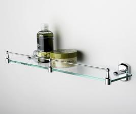 Полка стеклянная Oder К-3044