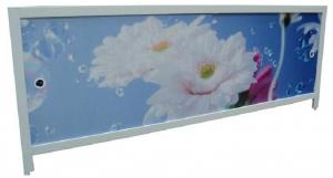 Экран под ванну 1,7м Цветочная эллегия