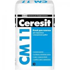 Клей для плитки Ceresit CM11 25кг. наружн. работы