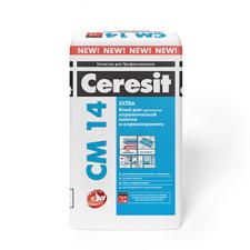 Клей для плитки Ceresit CM14 EXTRA