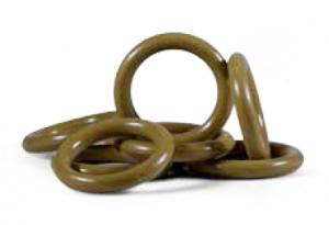 Кольца для карниза 10шт. пластик
