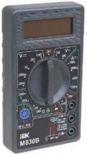 Мультиметр цифровой, тестер М-830В IEK