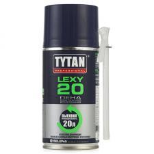 Пена монтажная Tytan Lexy 20 300мл. всесезонная