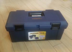 Ящик для инструмента POWER TANK KJ6-600D глухой