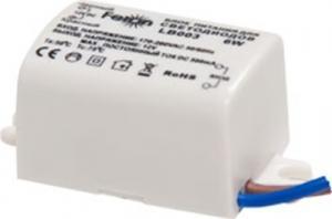 Блок питания для LED LB003 12V 6W