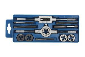 Набор Зубр М6-М12 с металлорежущим инструментом 12предм. 28121-H12
