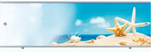 Экран для ванны Ультра легкий АРТ 1,5 метра №29