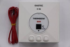 Терморегулятор EASTEC E-36 накладной 6кВт